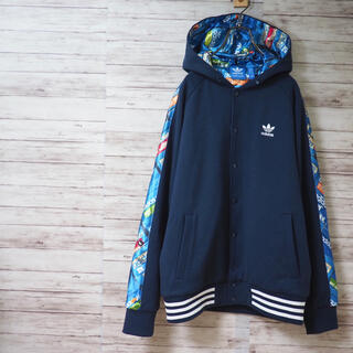 adidas - Adidas Originals Stadium Hooded JKT