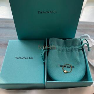 Tiffany & Co. - Tiffany&Co.  エルサ・ペレッティ 18K DBYリング