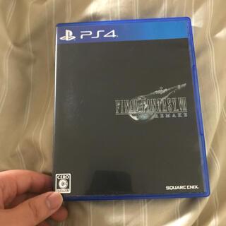PlayStation4 - ファイナルファンタジーVII リメイク PS4 ff7 ファイナルファンタジー7