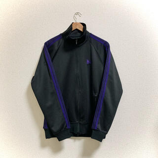 Needles - 【Needles】18AW Track Jacket-Poly Smooth