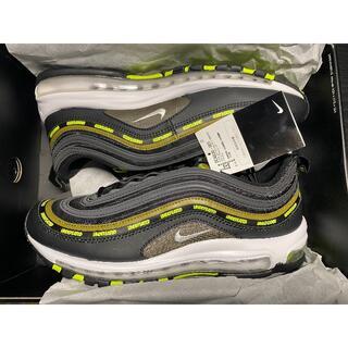 ナイキ(NIKE)のUFD Nike Air Max 97 BLACK/GREEN 2足(スニーカー)