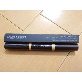 laura mercier - ローラメルシエ シークレット カモフラージュ ブライト アンド コレクト デュオ