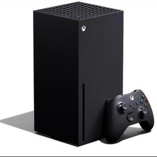 エックスボックス(Xbox)のxbox series x 新品(家庭用ゲーム機本体)