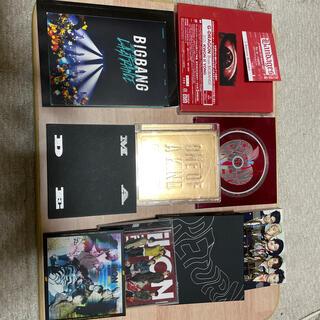 ビッグバン(BIGBANG)のBIGBANG iKON CD DVD セット(K-POP/アジア)