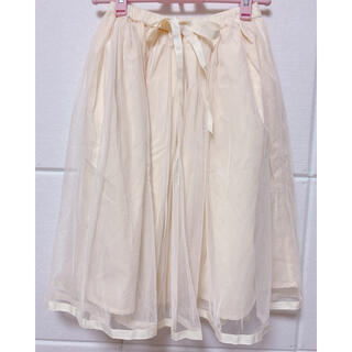 F i.n.t - チュールスカート パニエスカート