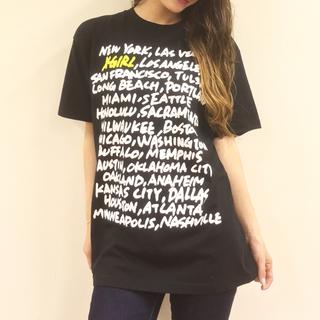 エックスガール(X-girl)のX-GIRL☆ビッグTシャツ(Tシャツ(半袖/袖なし))