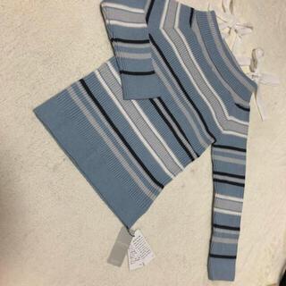 セシルマクビー(CECIL McBEE)のCECIL Mc BEE ニット新品未使用タグ付き(ニット/セーター)