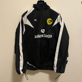 Balenciaga - 20FW BALENCIAGA サッカー トラックジャケット