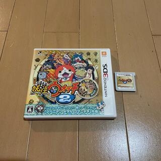 ニンテンドー3DS(ニンテンドー3DS)の妖怪ウォッチ2 本家 3DS(携帯用ゲームソフト)