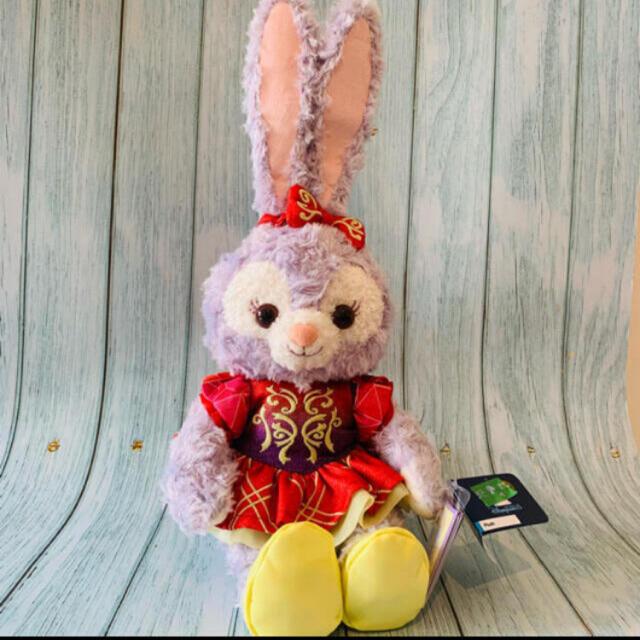 ステラ・ルー(ステラルー)の香港ディズニー新商品 15周年記念 ステラルー ぬいぐるみ エンタメ/ホビーのおもちゃ/ぬいぐるみ(ぬいぐるみ)の商品写真
