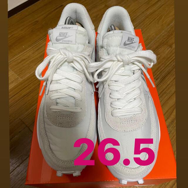 sacai(サカイ)のsacai × NIKE LDWAFFLE サカイ × ナイキ LD ワッフル  メンズの靴/シューズ(スニーカー)の商品写真