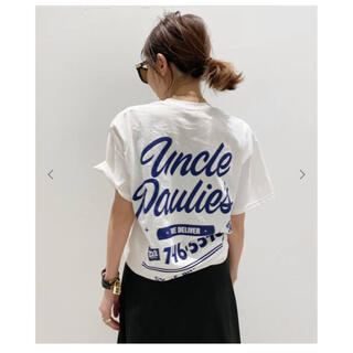 L'Appartement DEUXIEME CLASSE -  UNCLE PAULIE'S / アンクルポーリーズ POCKET T-SH
