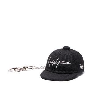 ヨウジヤマモト(Yohji Yamamoto)のBLACK SERGE CAP KEYHOLDER(キーホルダー)