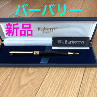 BURBERRY - バーバリー ボールペン  【新品】