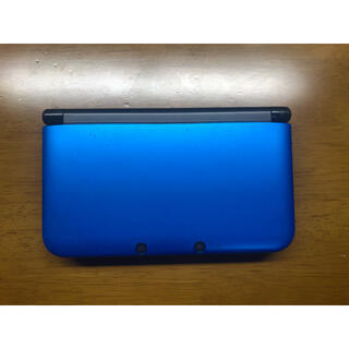 ニンテンドー3DS - 3DS LL 本体 ブルー×ブラック