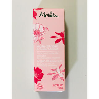 メルヴィータ(Melvita)のMelvita ビオオイル ローズ&アルガン タッチオイル(美容液)