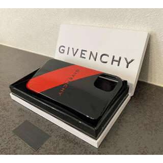 ジバンシィ(GIVENCHY)の☆プレゼントにもオススメ☆【新品】ジバンシー iPhone11 スマホケース(iPhoneケース)