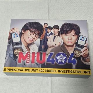 MIU404-ディレクターズカット版-BOX〈4枚組〉