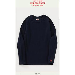 HOLLYWOOD RANCH MARKET - ハリウッドランチマーケット ロングTシャツ