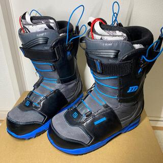 ディーラックス(DEELUXE)のスノーボード ブーツ 2011年モデル ディーラックス ID 25.5㎝(ブーツ)