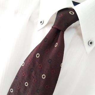 DOLCE&GABBANA - 美品 ドルチェアンドガッバーナ シルク 総柄 ネクタイ イタリア製