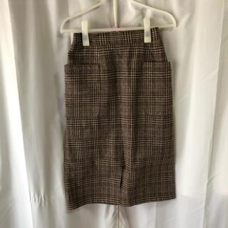 Rope' Picnic - チェックタイトスカート