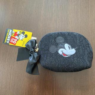 メゾンドフルール(Maison de FLEUR)のティッシュケース メゾンドフルール ミッキー ディズニーコレクション ディズニー(キャラクターグッズ)