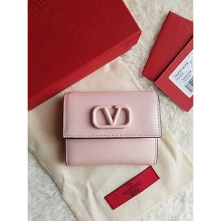 valentino garavani - VALENTINO ヴァレンティノ VSLING 3つ折り 財布