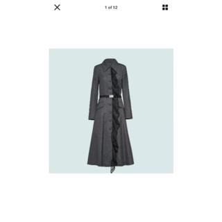 miumiu - miumiu♡フリル コート