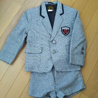 卒園式入学式スーツ千鳥チェック(ドレス/フォーマル)