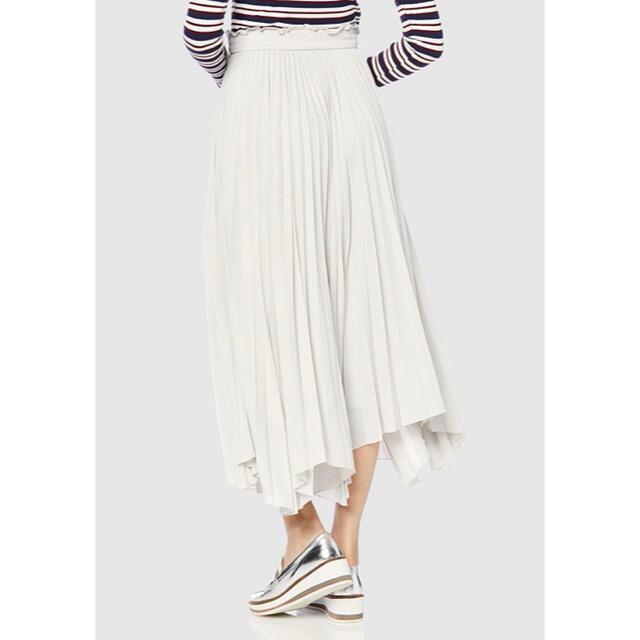 Mila Owen(ミラオーウェン)のMila Owen  ウエストシャーリングエスパンディスカート レディースのスカート(ロングスカート)の商品写真