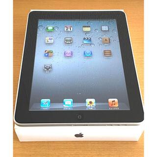Apple - iPad WiFiモデル 16GB
