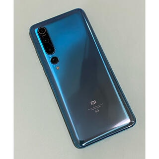 ANDROID - Xiaomi Mi 10 5G 8/256 Simフリー