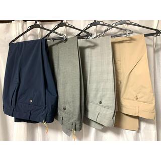 ユニクロ(UNIQLO)のスーツパンツ ユニクロ 四本セット (スラックス)