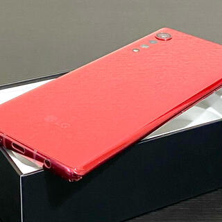 LG Electronics - 期間限定価格 未使用品 LG Velvet 5G 128gb