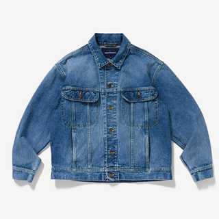 W)taps - descendant 21ss BRONC DENIM JACKET wtaps
