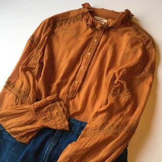 Isabel Marant - イザベルマラン エトワール 刺繍 ブラウス トゥモロー plage ameri