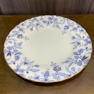 ノリタケ(Noritake)のノリタケ ブルーソレンティーノ ディナー皿(食器)