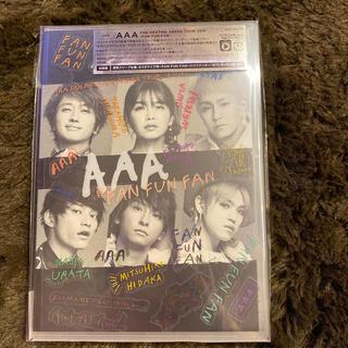 AAA - AAA FAN MEETING ARENA TOUR 2018~FAN FUN