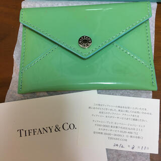 Tiffany & Co. - ティファニー名刺入れ