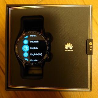 HUAWEI - ファーウェイスマートウッチ WATCH G2 46mm