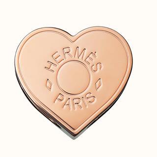 エルメス(Hermes)の新品未使用 ツイリーリング ローズゴールド ハート(バンダナ/スカーフ)
