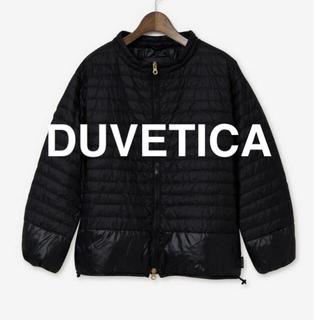 DUVETICA - 未使用 デュベティカ duvetica プラステ PLST ダウン 黒 M L
