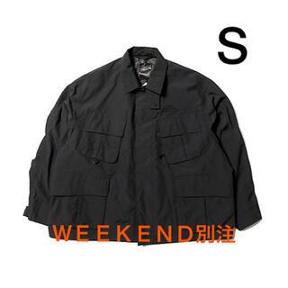 ダイワ(DAIWA)のdaiwa pier39 weekend 別注 fatigue jacket S(ミリタリージャケット)