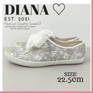 DIANA - ダイアナ DIANA ディズニー コラボ シューズ サイズ22.5cm