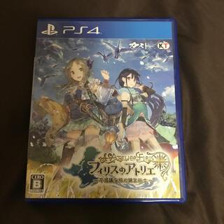 PlayStation4 - フィリスのアトリエ ~不思議な旅の錬金術士~ PS4