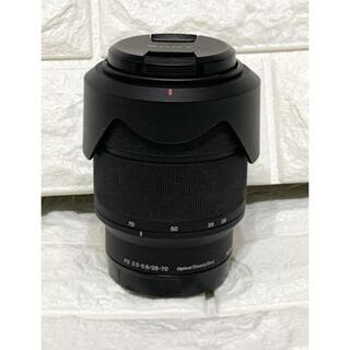SONY - SONY SEL2870 FE 28-70mm F3.5-5.6 OSS レンズ