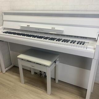 中古電子ピアノ ヤマハ NU1PBW