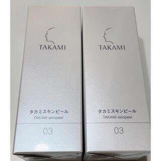 TAKAMI - タカミスキンピール 30ml  2本