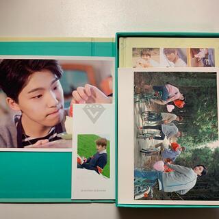 セブンティーン(SEVENTEEN)のSEVENTEEN LOVE&LETTER CD トレカ(K-POP/アジア)
